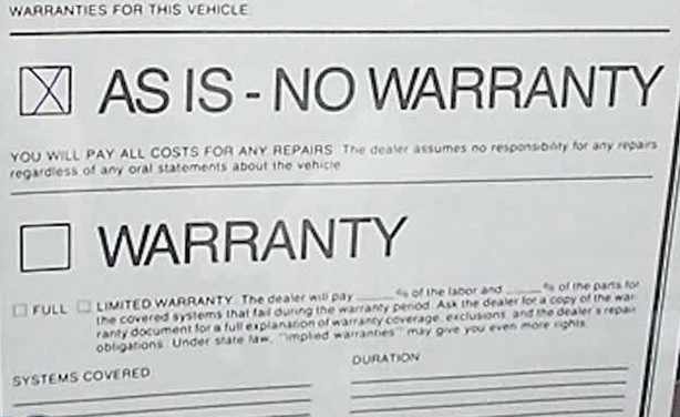 Can a Car dealership cancel a contract and Bill of Sale in Colorado?