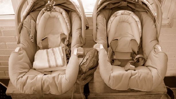 Baby dies while sleeping in car seat