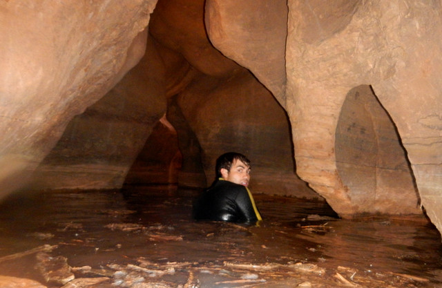 Looking for a beautiful slot canyon? Attempt The Black ...