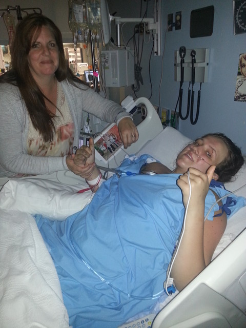 community rallies to bring injured murray teen home. Black Bedroom Furniture Sets. Home Design Ideas