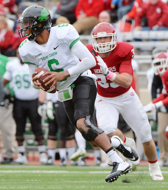 Image result for North Texas vs Indiana 2014