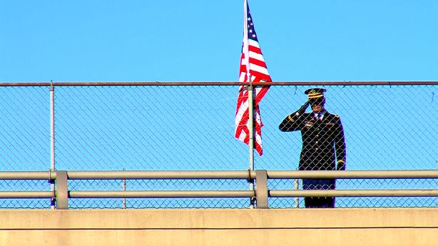 Veterans Day 'mystery soldier' not anonymous anymore