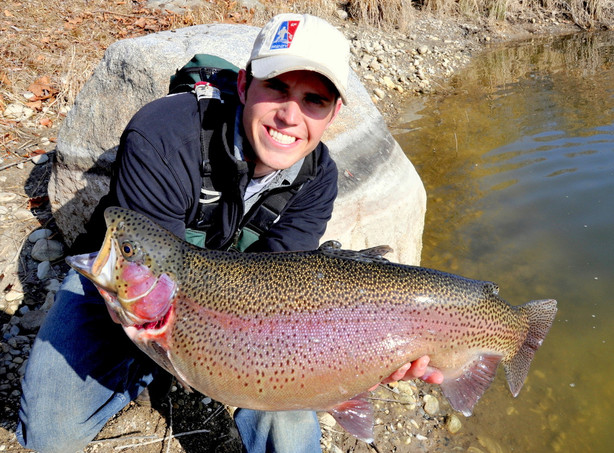 5 more of the biggest game fish caught in utah for Strawberry reservoir fishing