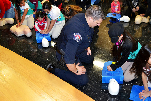 Free CPR class teaches important lifesaving skills | KSL.com