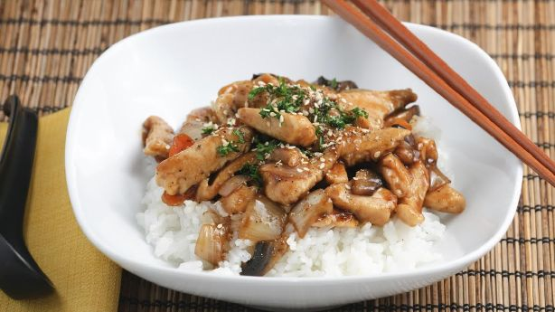 The stir fry chicken recipe you've been waiting for
