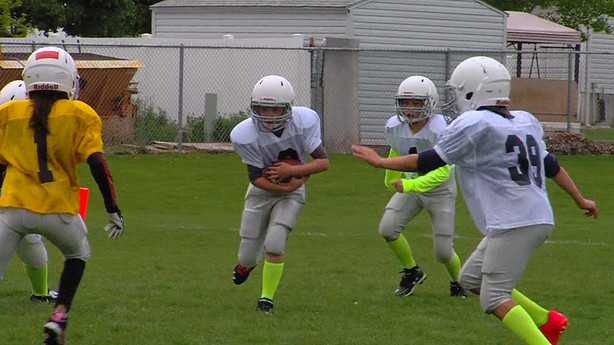 Utah Hosts First Girls Only Tackle Football League Ksl Com