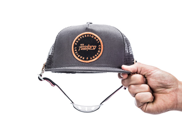 Have You Seen This  Rad Pro Chin Strap Hat may  change the world ... 165aab9dfde