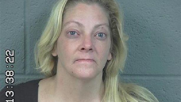 Virginia woman accused of taking nude photos of spray
