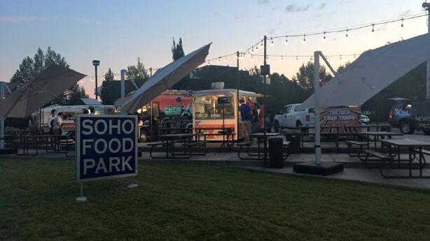 Soho Food Park Shows Off One Of A Kind Setup Kslcom