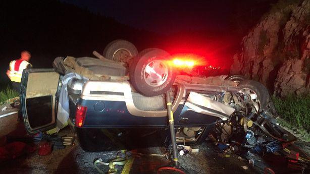 5 Of The Most Dangerous Roads In Utah Ksl Com