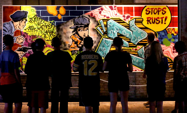 An Essay Concerning The Recognition of Some - Graffiti Art