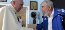 LO ULTIMO: Concluye reunión de Raúl Castro y el papa