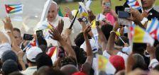 LO ULTIMO: Papa finaliza misa y pide recen por él