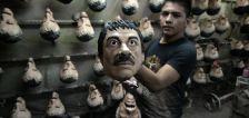 """""""El Chapo"""" y Donald Trump, personajes de Halloween en México"""