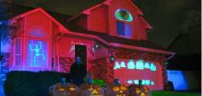 Mapa de UT con los callejones y casa encantadas para celebrar este Halloween en familia