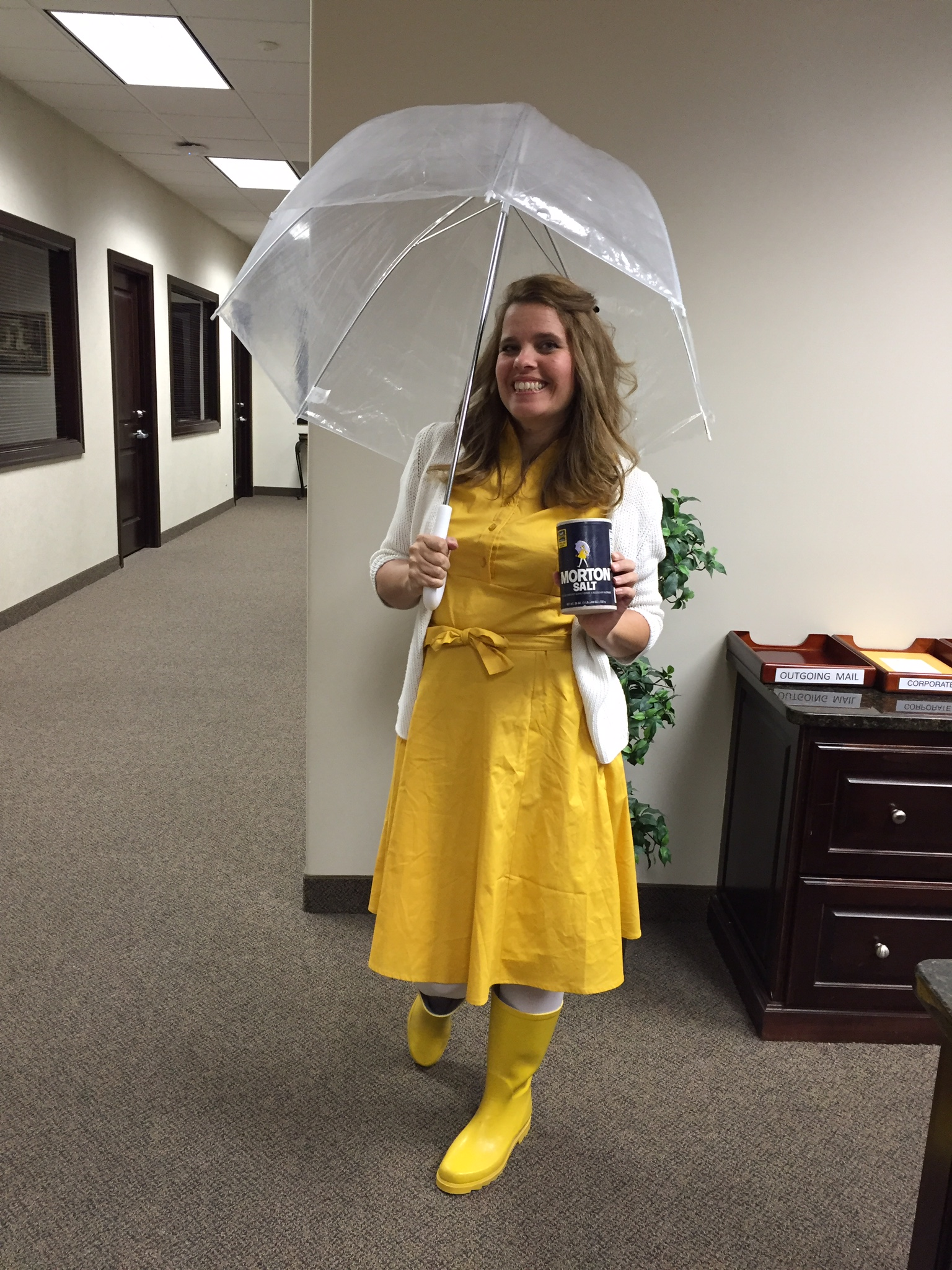 Morton Salt Girl 2015 My Halloween costume for the year. Just feeling a little old-fashioned.  sc 1 st  KSL.com News Photo Viewer & KSL.com News Photo Viewer