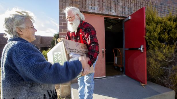 Agencies, community unite to create holiday gift center ...