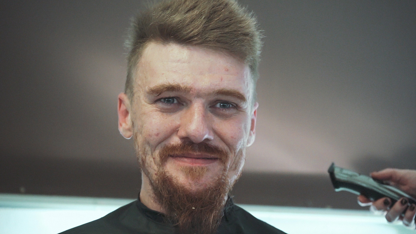 Video Utah Stylists Provide More Than 100 Haircuts To Ogdens