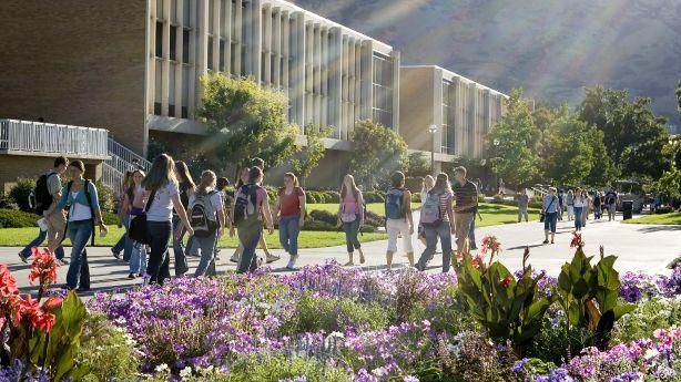 BYU, Utah, Utah Negate self-file 245 conditions of COVID-19 from 'campus crew' - KSL.com thumbnail