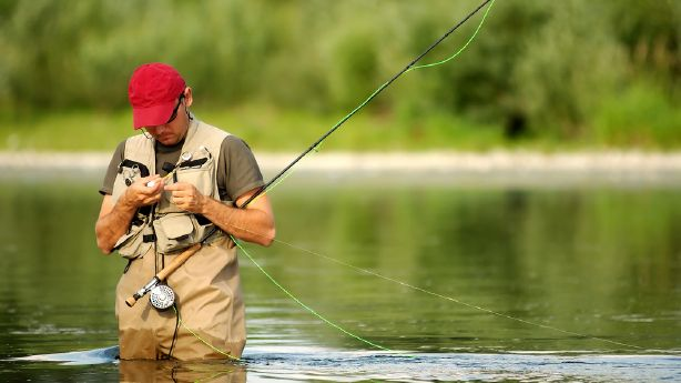 A beginner's guide to fly fishing