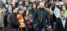 Al menos 31 muertos en ataques a metro, aeropuerto Bruselas
