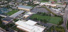 BYU reveals temporary plans for the old Provo High School