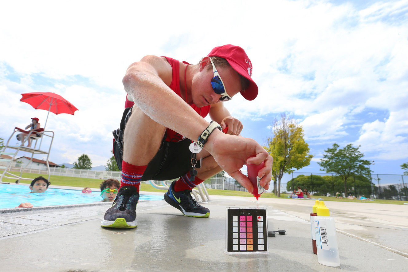 Scoop on poop Health officials remind parents about dirty pool – Head Lifeguard