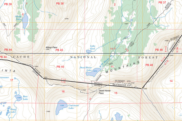 Recovery Of Missing Hikers Remains Provides Peace Answers For - Us forest service topo maps