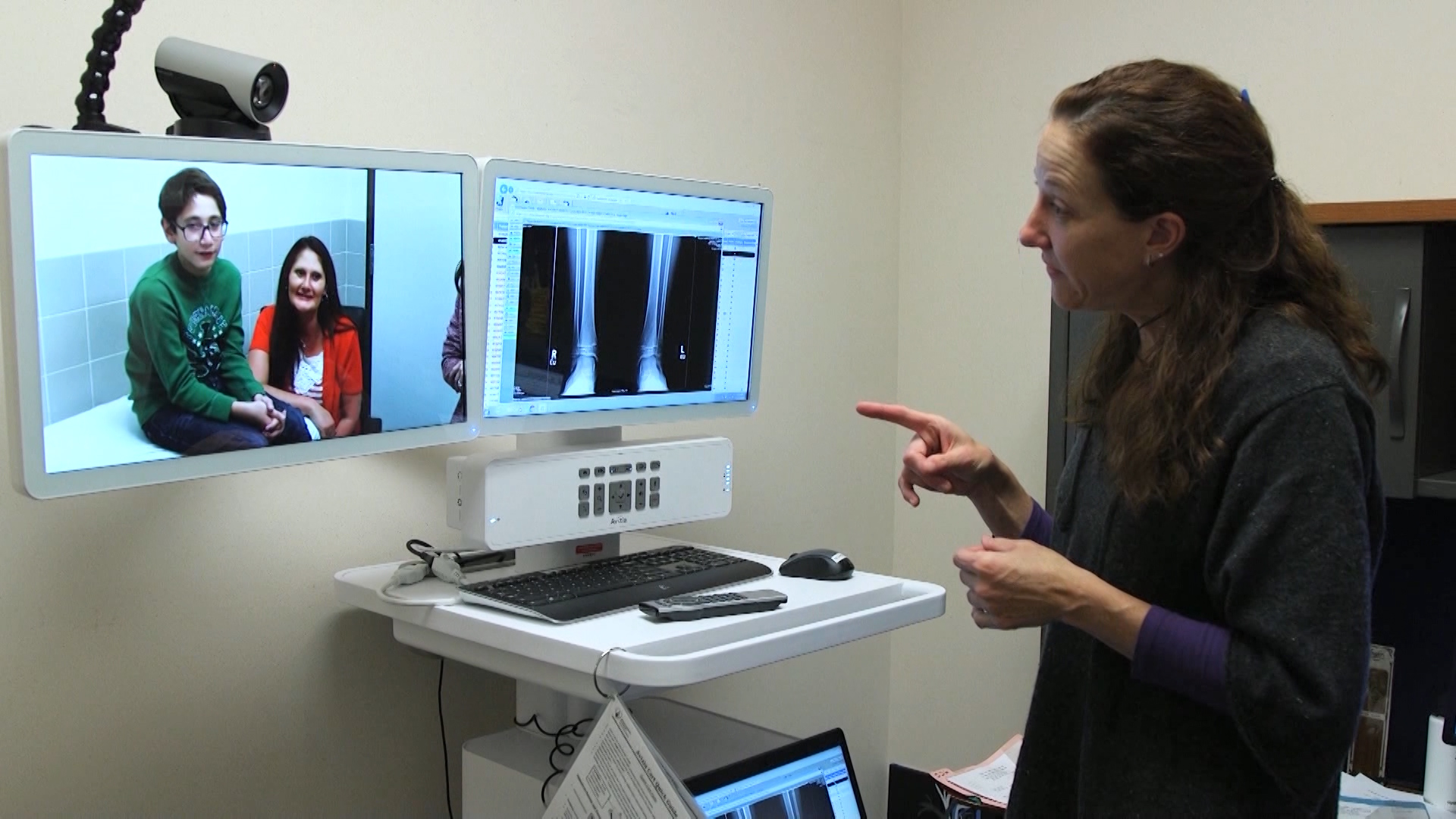 Telemedicine may the the future of health care but is it