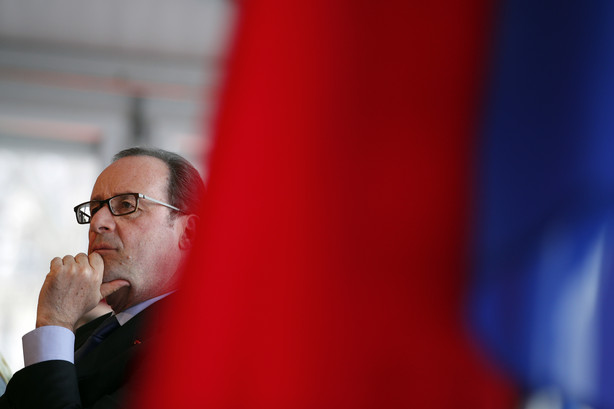 French president denounces rivals claims of dirty tricks ksl.com