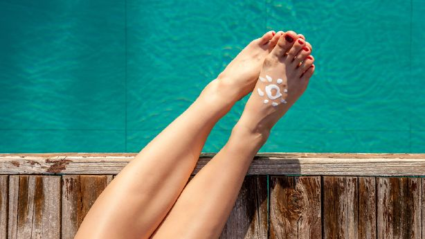 Image result for 9 tips to keep your skin looking young in the summer months