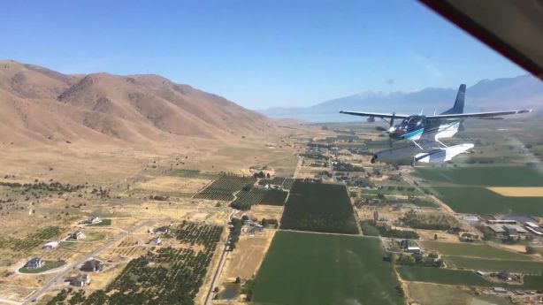 Spanish Fork pilot makes successful emergency landing in