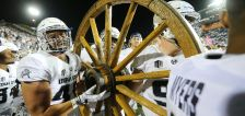 What is the Old Wagon Wheel? History of the 99-year-old BYU-Utah State series