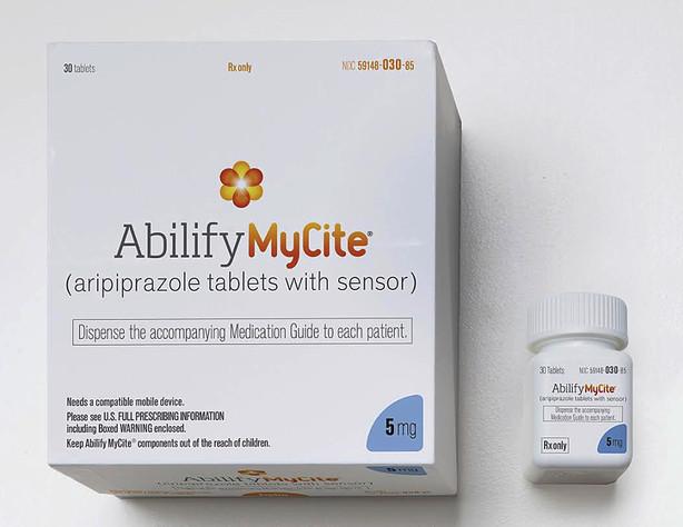 Risultati immagini per Abilify MyCite