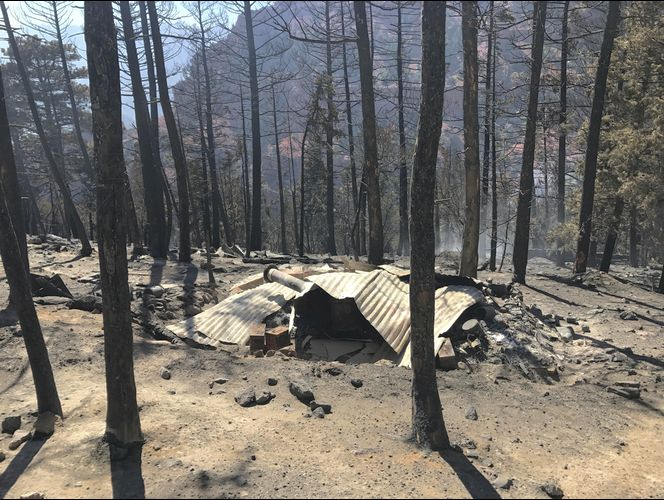 Utah survivalist whose bunker caused problems during Brian Head Fire charged