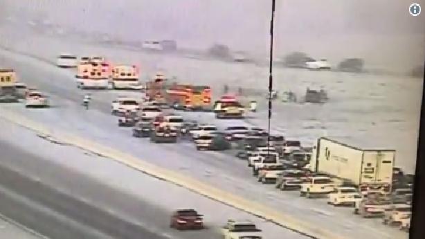 ksl traffic report Westbound I-80 reopens at I-215 after multiple crashes | KSL.com