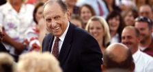 President Thomas S. Monson: An example of charity, humor and faith