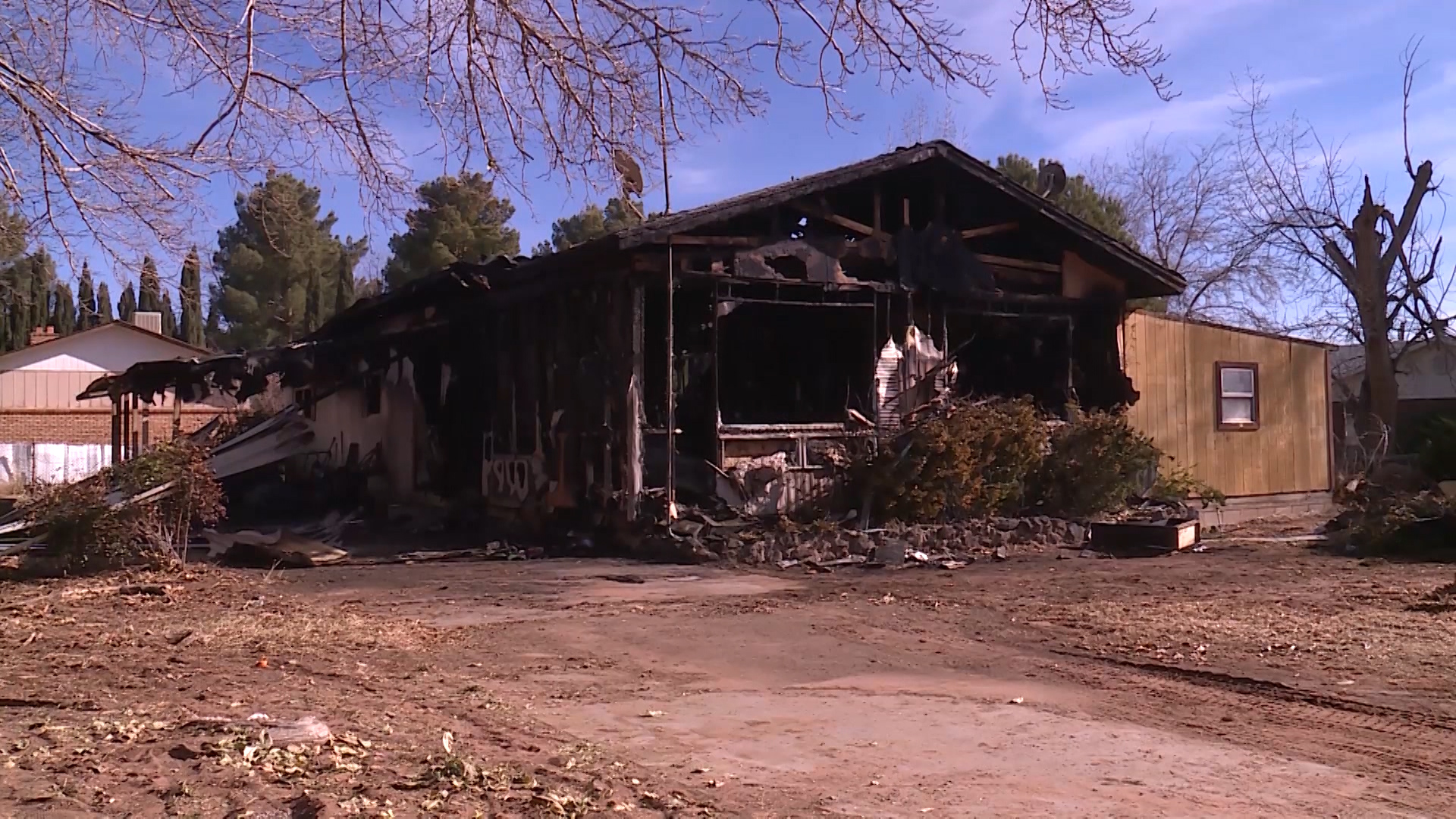 St George family devastated after house fire