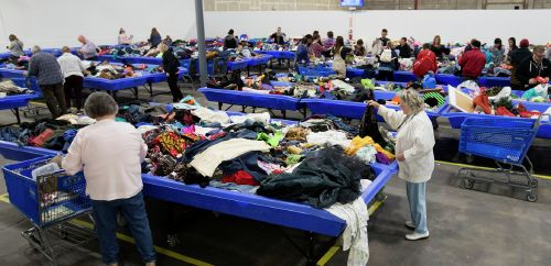 How thrifting at one of these Salt Lake City stores can be good for the environment