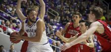 With chance to jump into driver's seat, Wildcats fall to Eastern Washington 75-70