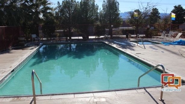 Police Bystanders Save Child From Drowning At St George Clubhouse Pool Ksl