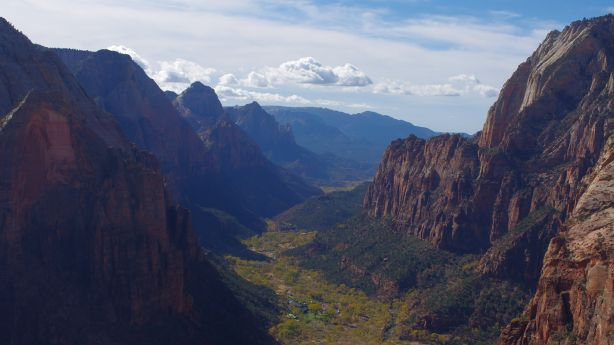 Zion National Park: Angels Landing trail temporarily closed after rockfall