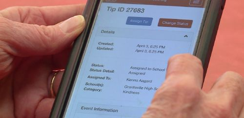 The SafeUT app helps suicidal students get help. The program hopes to do the same for Utah's front-line workers