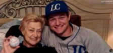 Teen brings baseball team to dying grandma's backyard so she could watch him play one last time