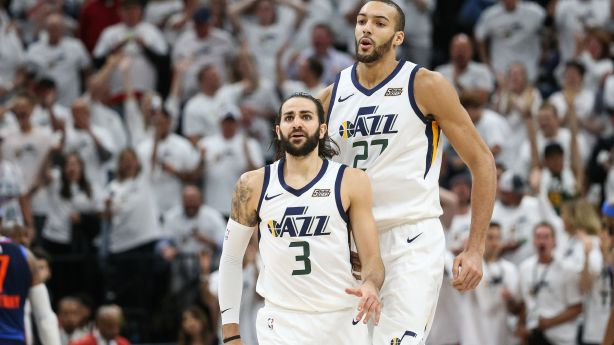 The Triple Team: Jazz victorious over OKC in physical Game 4 battle