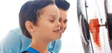7 ways to keep kids safe in the summer heat