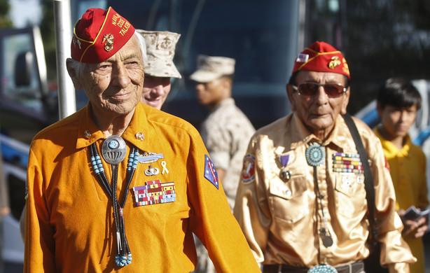 wwii navajo code talker samuel tom holiday dies at age 94 ksl com