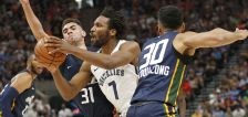 The Triple Team: Jazz starters almost complete 26-point comeback against Memphis