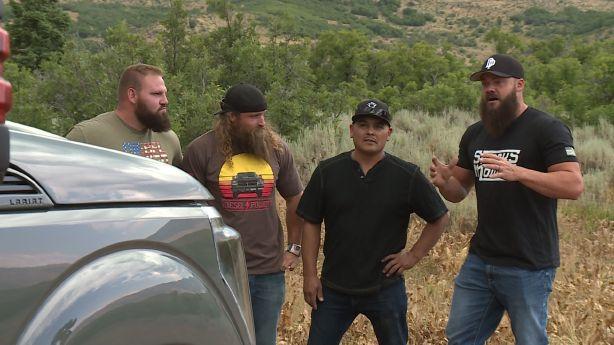 utah family harassed over camping spot gets truck makeover from diesel brothers ksl com utah family harassed over camping spot