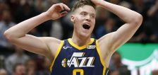 Utah Jazz waive Swedish forward Jonas Jerebko